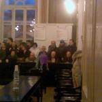 Occupazione Sala Consiliaria 41